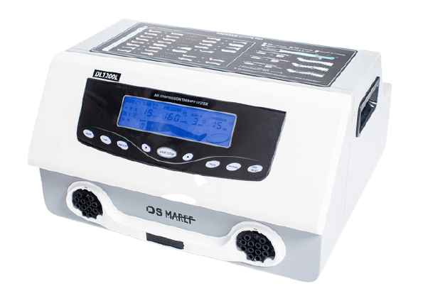 Лимфодренажный аппарат Doctor Life LYMPHA-TRON DL с комбинезоном